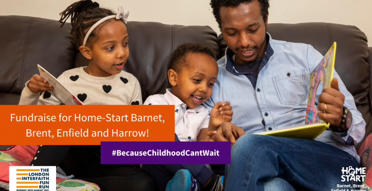 Home-Start Barnet family
