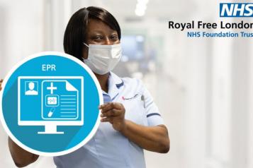 EPR at the Royal Free