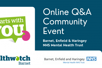 Mental Health online event